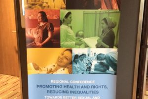 ЕКОМ принял участие в региональной конференции по вопросам сексуального и репродуктивного здоровья и прав в ВЕЦА