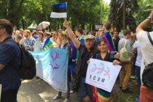 ECOM Takes Part in Euro Pride 2015