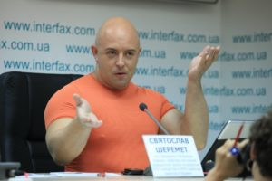 Святослав Шеремет: мы опираемся не на лозунги, а на рациональные аргументы