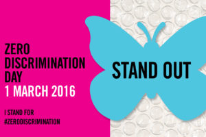 Zero Discrimination Day is Celebrated Today