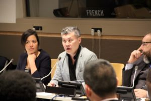 Vitaly Djuma: Human Rights of LGBT People in EECA Indicates the Direction of Development of the Society