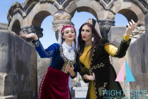 """""""Our love is real"""" photo project was presented in Erevan"""