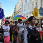 ECOM proudly supports and partakes in Baltic Gay Pride 2017
