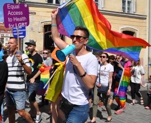 ЕКОМ с гордостью приняла участие в Балтийском гей-прайде 2017