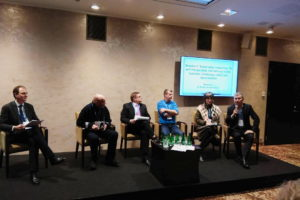 An international meeting on HIV and tuberculosis held in Tallinn