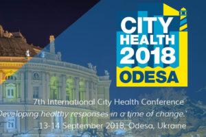 Конференция «Здоровье в городе» пройдет в сентябре в Одессе
