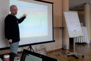 ЕКОМ принимает участие во встрече по разработке региональной кампании к AIDS 2018