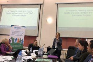 В Алматы обсуждают вопросы мужского здоровья