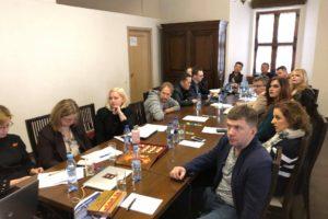 Ведущие организации ВЕЦА обсудили содержание совместной заявки ГФ