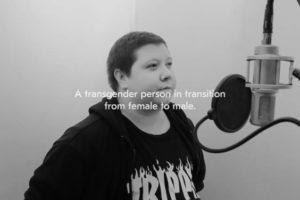 Меняющийся в процессе трансгендерного перехода голос стал визитной карточкой Европрайда-2018