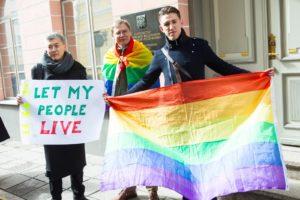 Более ста геев и их родственников покинули Чечню из-за преследований со стороны властей