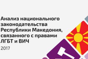 ЕКОМ: Македония достигла значительных успехов в защите прав ЛГБТ