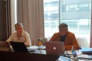 Руководящий совет ЕКОМ подвел итоги работы коалиции в 2017 году и принял ряд важных для организации решений