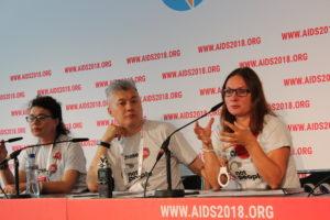 Виталий Джума: 21% всех случаев ВИЧ в регионе ВЕЦА регистрируется именно среди МСМ
