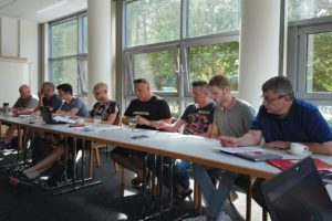 Представители ЕКОМ приняли участие в 10-ой Европейской координационной встрече по вопросам ВИЧ и МСМ