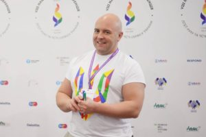 Святослав Шеремет об ЛГБТ-активизме в Украине и борьбе с ВИЧ