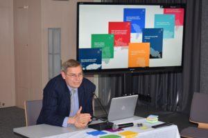 Вопросы стратегической информации по ВИЧ среди МСМ и транс людей обсуждают на встрече в Минске
