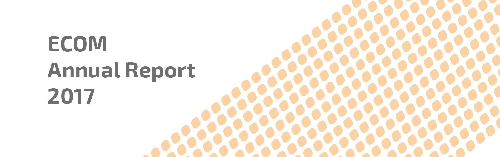 ECOM Annual Report 2017