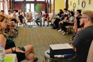 Молодые представители ЛГБТИК Кыргызстана обучились в Школе лидерства в Алматы
