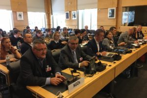 124th Session of Human Rights Committee