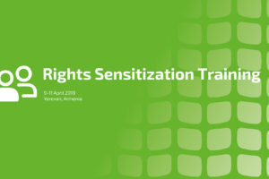 Join! <br>Rights Sensitization Training 2019