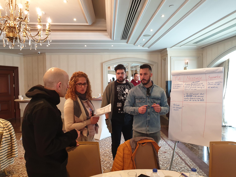 Media Campaign Workshop