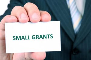 Call for proposals to receive small grants for community-led monitoring of service quality and satisfaction