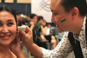К Неделе IDAHOBIT-2019 присоединились более 500 человек в Бишкеке