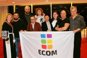 Выбран новый состав Руководящего совет ЕКОМ